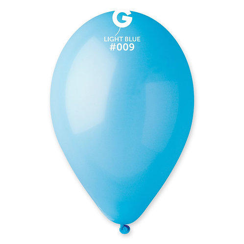 009 Light Blue 33cm (100)