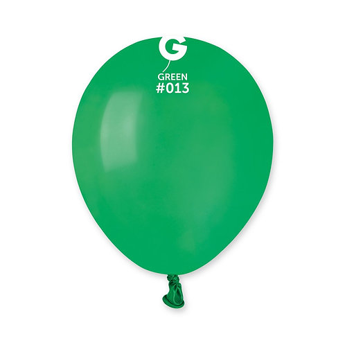 013 Green 13cm (100)