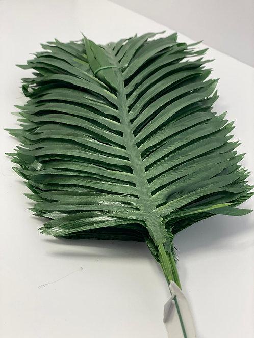 Palmeblader bunt med 12 blader