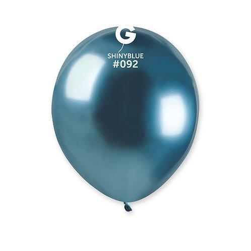 092 Shiny blue 13cm (100)