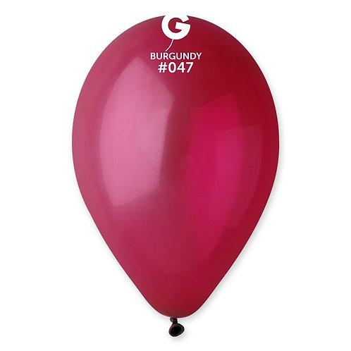 047 Burgundy 30cm (100)
