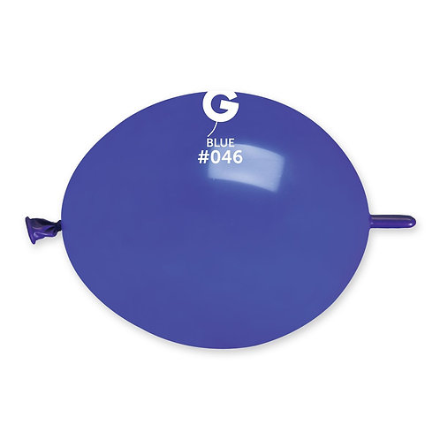 046 Blue Gemar Link 16cm (100)