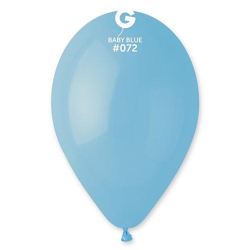 072 Babyblå 30cm(10)