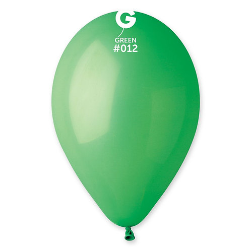 012 Grønn 30cm(10)