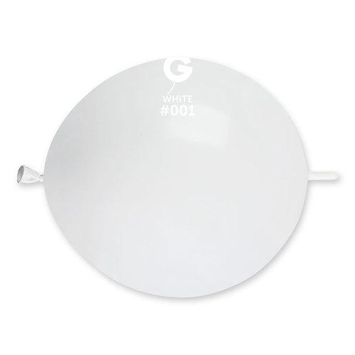001 White Gemar Link 33cm (100)