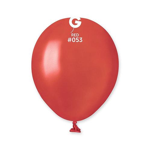 053 Red Metallic 13cm (100)