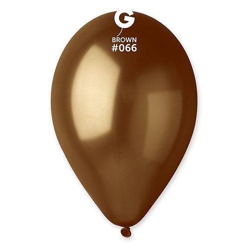 066 Brown Metallic 30cm (100)