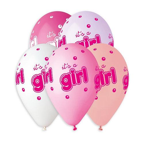 It's a Girl Bubbles