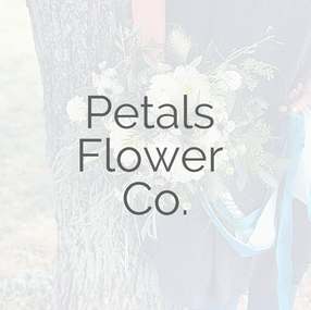 Petals Flower Co designed by Lighthouse Small Business Support