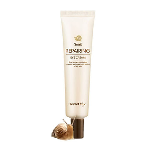 SECRET KEY Snail Repairing Eye Cream 30ml