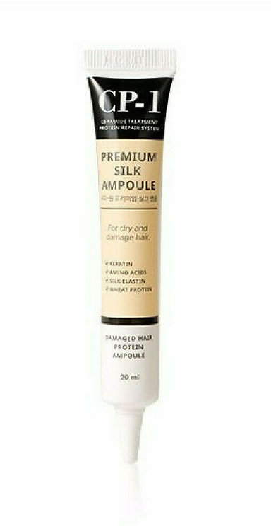 CP-1 PREMIUM SILK AMPOULE FOR DAMAGED HAIR 20ml