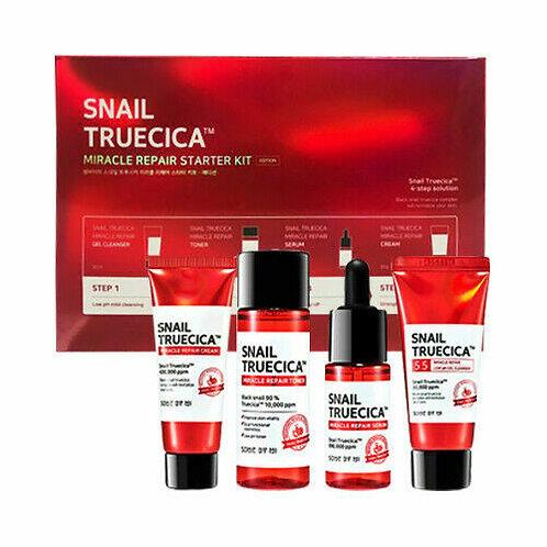 SOME BY MI Snail Truecica Miracle Repair Kit (4 items)