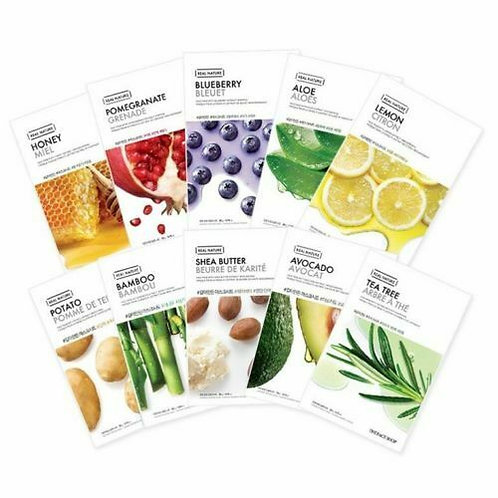 THE FACE SHOP Real Nature Face Mask 20ml