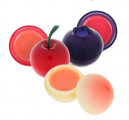 TONY MOLY Fruit Lip Balms