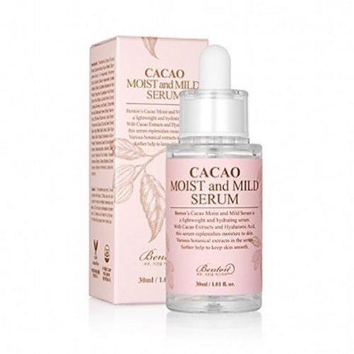 BENTON Cacao Moist and Mild Cream/Serum