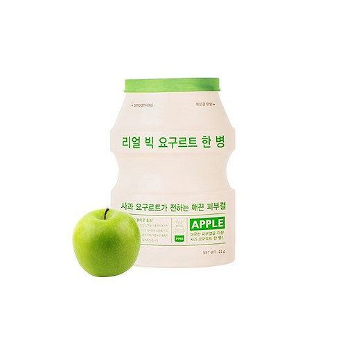 A'PIEU Real Big Yogurt One Bottle Sheet Mask 21g
