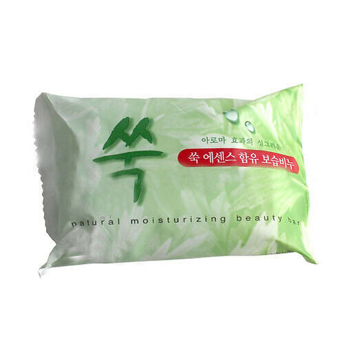 AMOREPACIFIC Mugwort Natural Moisturizing Beauty Bar Soap 100g
