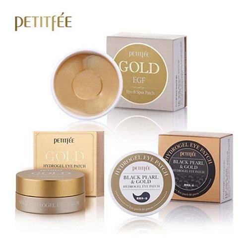 PETITFEE Gold/Snail/Black Pearl/ Agave Eye Patch/Mask (60 pcs)