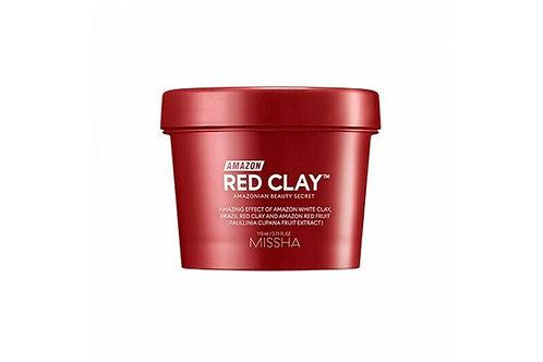 MISSHA Amazon Red Clay Pore Mask 110ml