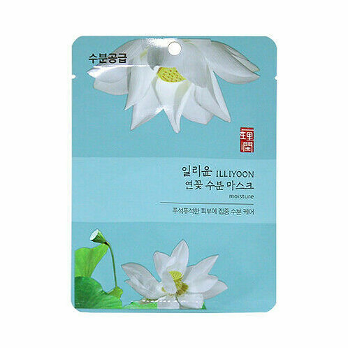 ILLIYOON Real Nature Face/Sheet Mask
