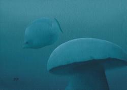 Underwater Mushroom