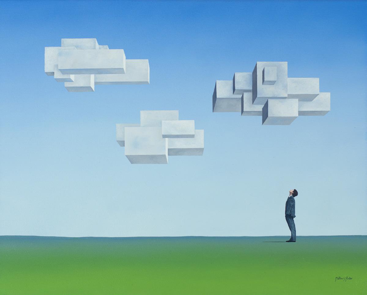 Geometric Clouds