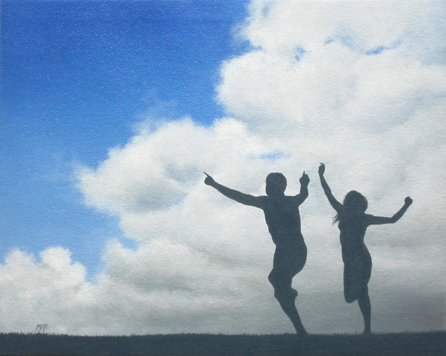 Run Naked, Run Happy, Run Free