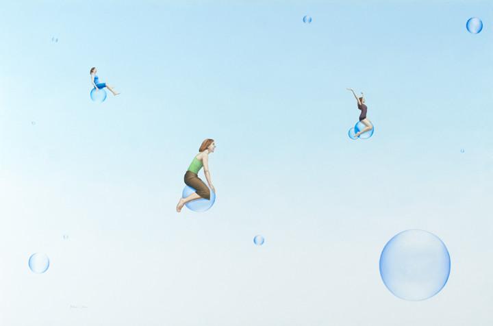 Bubble Riders