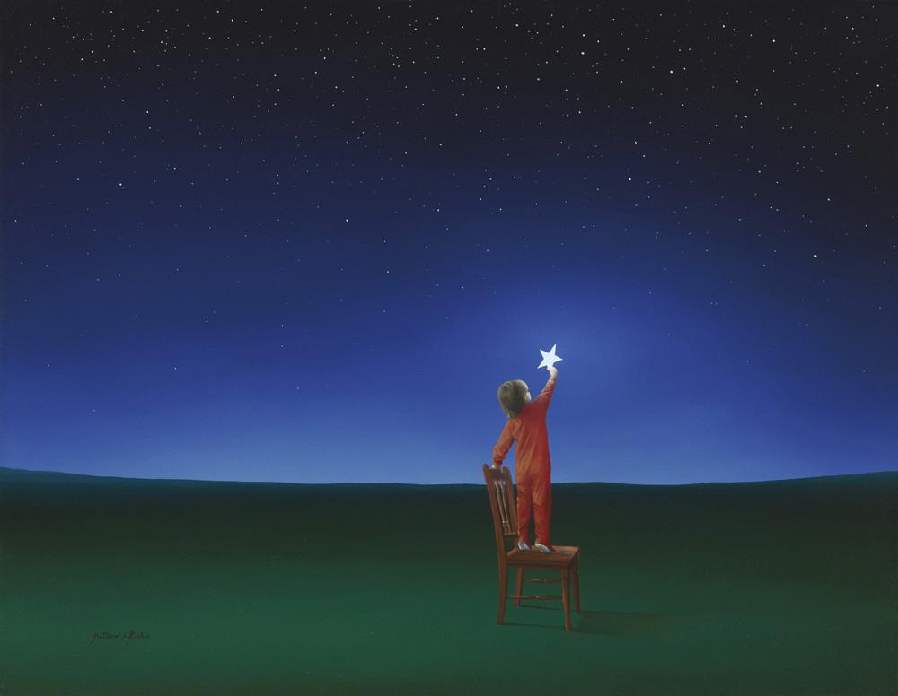 Each Night I Put Infinity Stars in