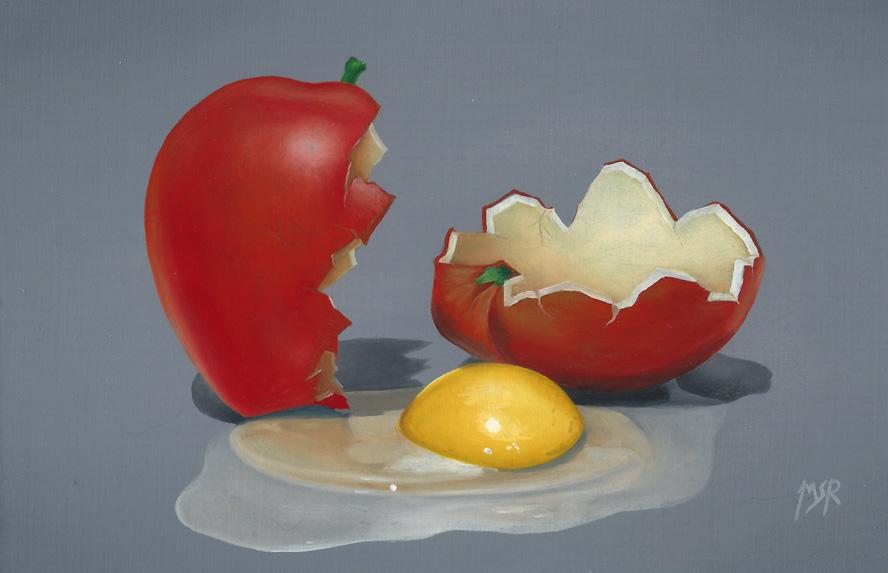 Apple/Egg