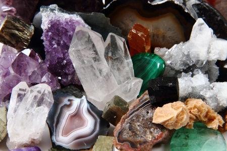Crystal Gemstone Reading
