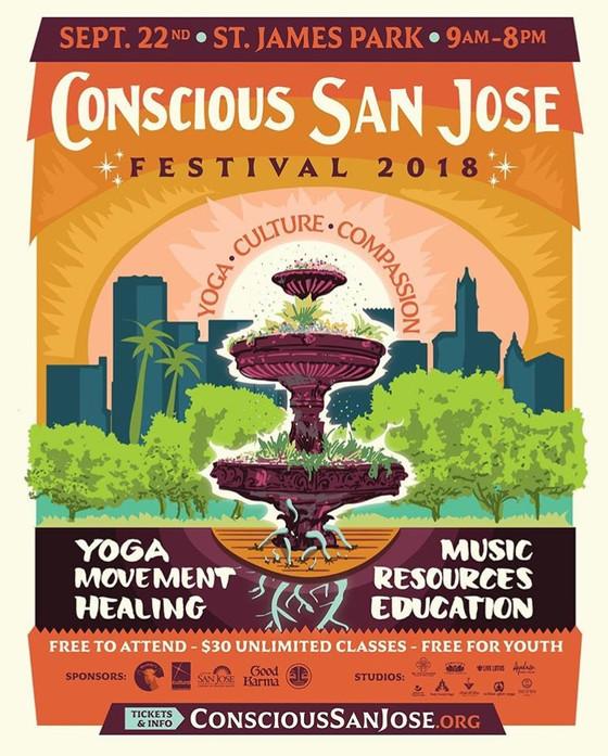 Event: Conscious San Jose Festival