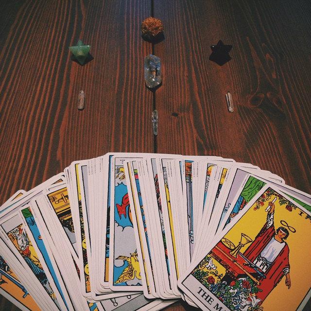 Tarot Card Reading - 15 Mins