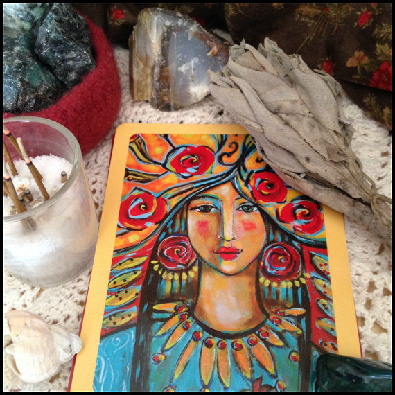 Oracle Card Reading - 15 mins