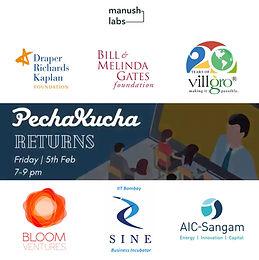 Pecha-Kucha  Round 2: Peer selected investment