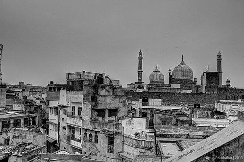 Jama Masjid, Artist: Nipun
