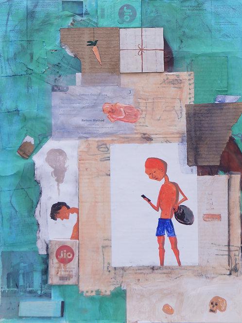 MIX, Artist: Shikhant Sablania
