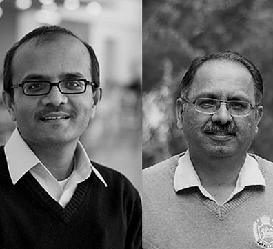 Mapping Value proposition with Prof PVM Rao (IIT Delhi) and Chintan Vaishnav (MIT)