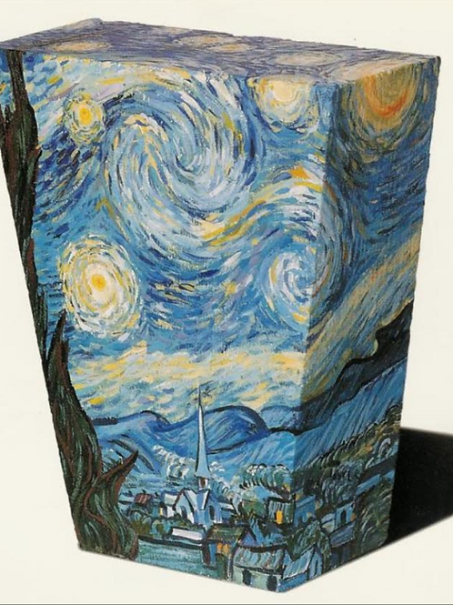Starry Night Block, Artist: Denice Da Cassidy