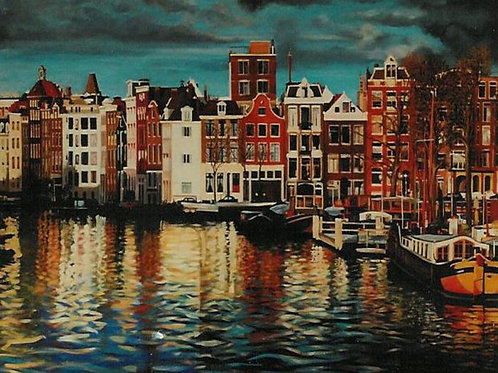 Amstel,  Artist: Denice Da Cassidy