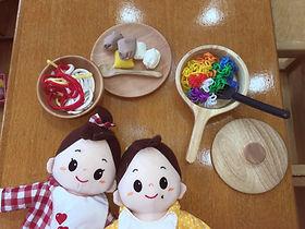9.2おもちゃの除菌②.JPG