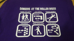 Dangers at the Roller Disco
