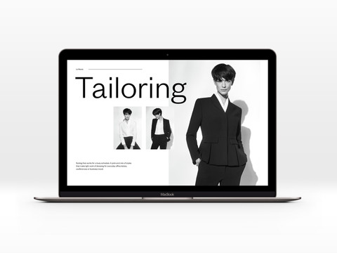 The Fold: Tailoring