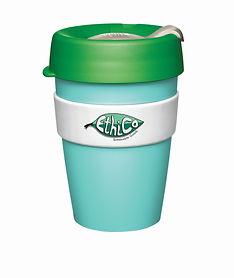 reusable coffee cup, zero waste, plastic free