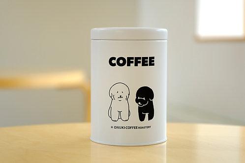 松福コーヒー缶