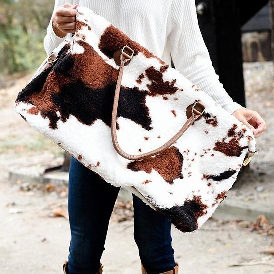 Cinder Weekender Bag