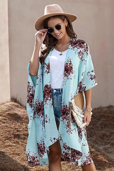 McKenna Floral Kimono