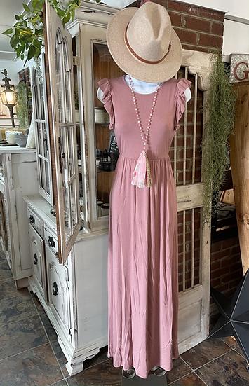 Pearl Maxi Dress