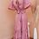 Thumbnail: Veronica Long Ruffle Maxi Dress