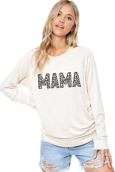 Mama Long Sleeve Top